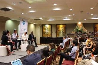 """Panel sobre """"Microfinanzas 2.0: Innovación de productos para la base de la pirámide"""""""